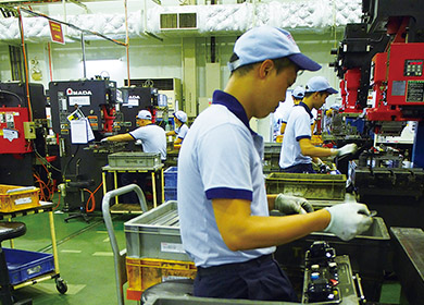 THK株式会社(ベトナム)
