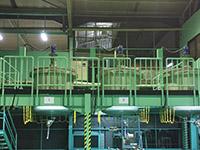 インドネシア工場内の状況