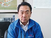 佐々木営業技術部長
