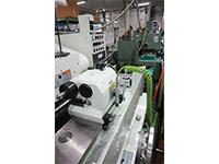 テールストックがエアーで動かせるメリットは、労力削減ばかりか機械の長寿命化にも貢献する