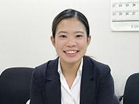 今年の4月に入社した和田さん