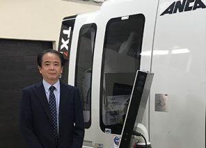 ANCA Machine Tools Japan株式会社